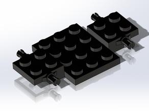 Lego Car Base 7 x 2/3