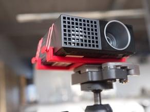 Tripod mount for Mini projector Dell M109s