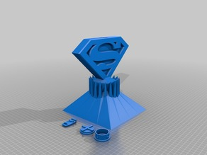 Superman Emblem Bank
