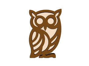 Owl Stand Up