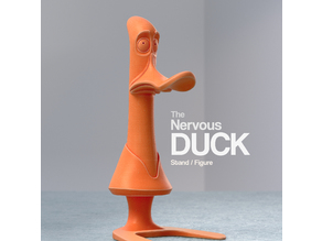 The Nervous Duck