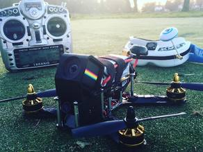 Polaroid Cube - Quadcopter Mount