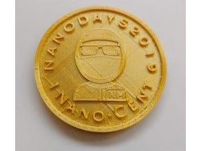 Purdue University Coin Nanocent Nanodays