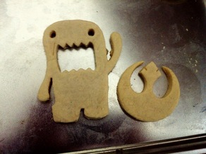 Domo Alliance Cookie Cutters