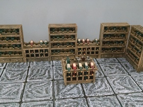 28mm Wine Cellar Accessories