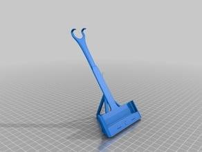 iPhone 7/7plus, 8/8plus vertical desk mount