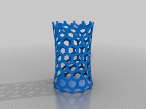 Hexagonal Mesh Container