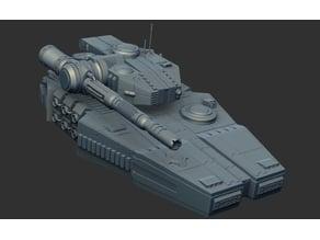 X7 Repulsor Tank