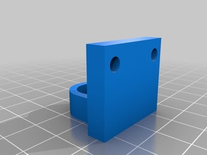 12mm Sensor Holder for Anet A8 E3D V6 Direct Mount