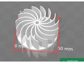 Radial Fan (Blower) turbines