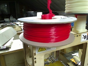 Spindle for SainSmart spool to mount on Thing-o-Matic