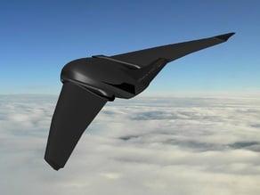 VTOL Cargo drone concept