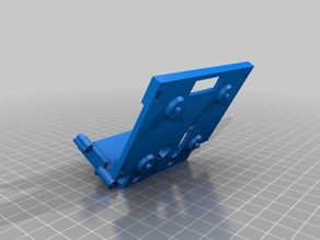 MakerBot Replicator 5th Gen compatible Carriage Case