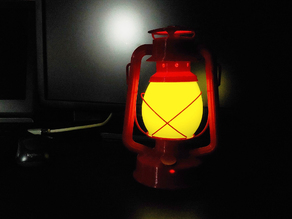 Kerosene Lantern LED Mood Light