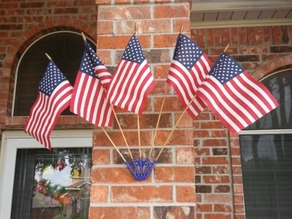 Small Flag Holders