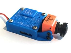 RunCam Split Narrow Simple Case and Front Camera Mount