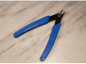 Replacement handle for side cutter