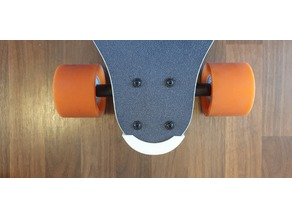 Boosted board, bumper