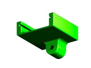 Open Holder for Rasperry Pi Camera Modul