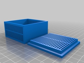 Silica Desiccant Absorber Box
