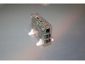 Parametric Raspberry Pi Stand