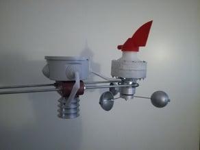 weather station arduino wifi