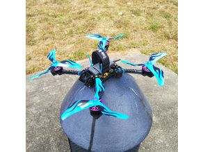"T4bee ParaTank_215 5"" FPV Racing Drone Quadcopter super light & sturdy"
