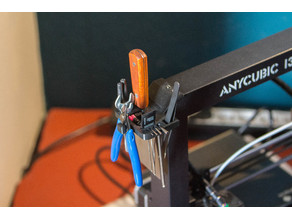 Anycubic i3 Mega Tool Rig