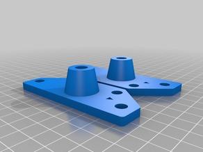 Printrbot LC v1 Z Bar Stabilizers