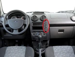 Ford Fiesta Button (2002~2011)