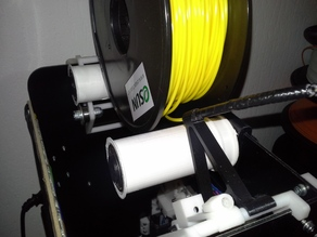 Another Spool Holder for the Mendel90