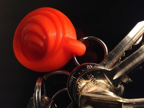 gyroscopic keyring 11