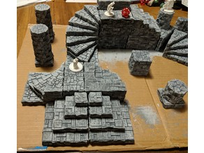 Fantasy Wargame Terrain - Tilestone Stackers