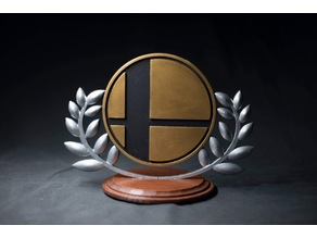 Super Smash Brothers Trophy