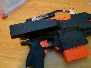 Nerf Stryfe Battery Tray Extender
