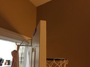 Basketball Hoop Mount