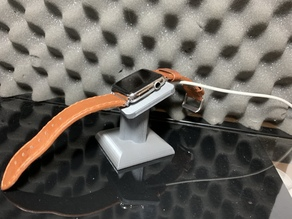 Apple watch charging sation