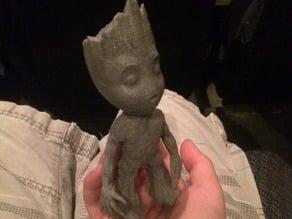 I Am Baby GRRROOOOOTTT!!!! (Easy Print)