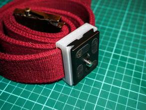 DSLR Tripod Plate Belt Clip