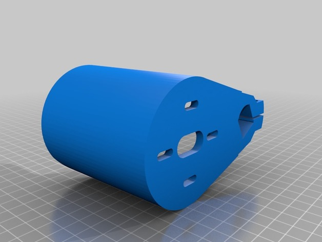 The Printa  6374 192KV  9s 5000mah  3D Printed Mount  Esk8 Builds  Electric Skateboard