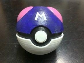 Easy-Print Master Ball