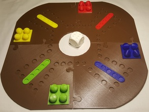 Dog, Tock the board game