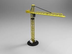 Multi-Parts Crane