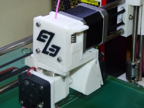 Direct Drive Extruder for Repraps