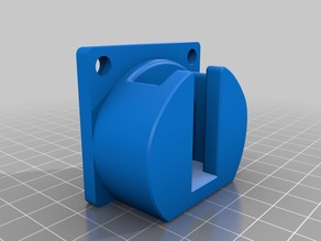 Screw Mount for Universal Ultimaker 2 Spool Holder