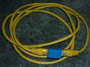rj45 coupler for storage