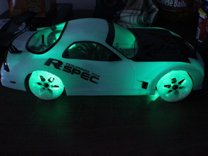 1:10 Scale RC Sedan Drift Wheel