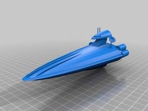 The Rusphere Spaceship