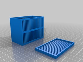 Caja para silica gel - silica gel box