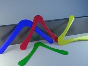 Parametric Boomerang in Fusion 360